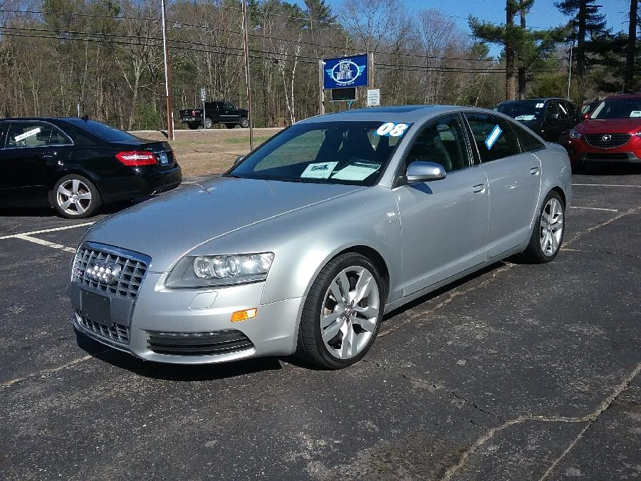 2008 Audi S6 4dr Sdn, available for sale in Rochester, New Hampshire | Hagan's Motor Pool. Rochester, New Hampshire