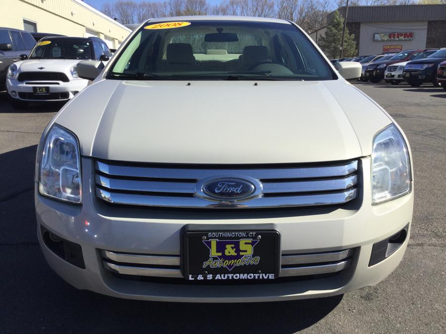 2008 Ford Fusion 4dr Sdn I4 SE FWD, available for sale in Plantsville, Connecticut | L&S Automotive LLC. Plantsville, Connecticut