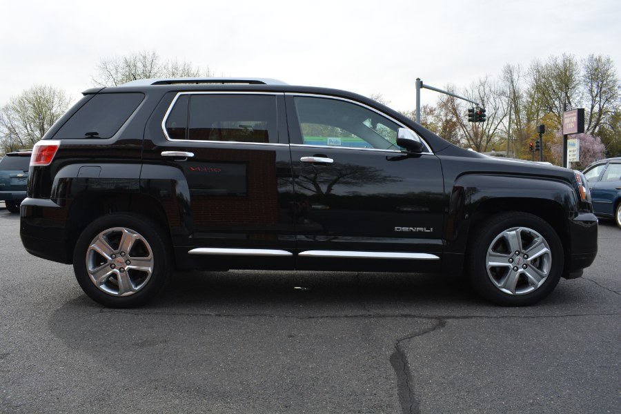 2016 GMC Terrain AWD 4dr Denali, available for sale in ENFIELD, Connecticut | Longmeadow Motor Cars. ENFIELD, Connecticut