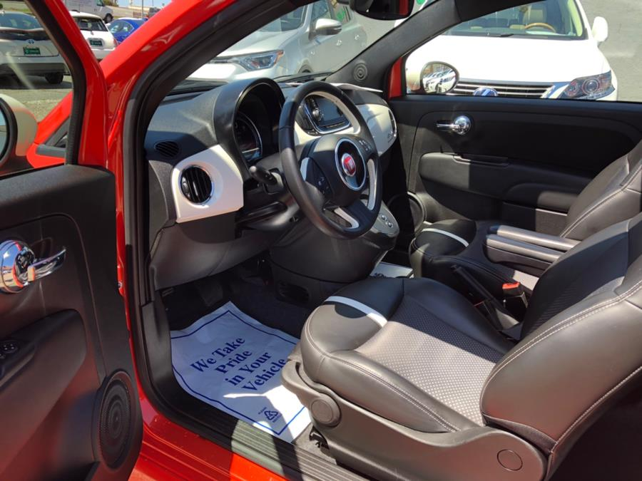 2016 FIAT 500e Moonroof pkg, available for sale in Daly City, California | Green Light Auto Wholesale. Daly City, California