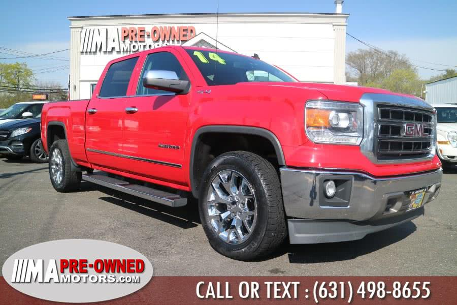 Used 2014 GMC Sierra 1500 in Huntington, New York | M & A Motors. Huntington, New York