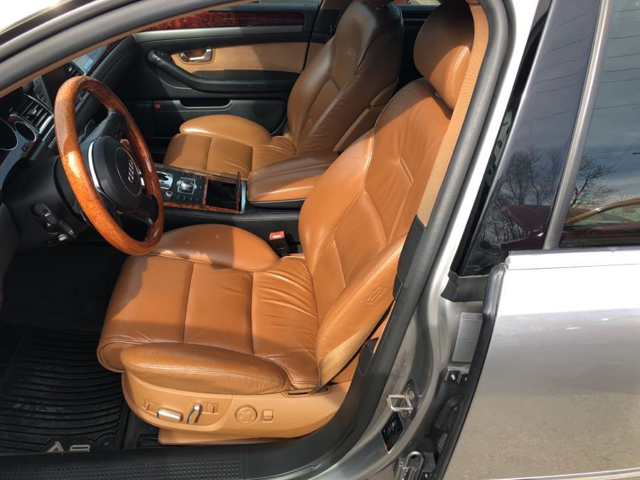 2005 Audi A8 L 4dr Sdn 4.2L quattro LWB Auto, available for sale in W Springfield, Massachusetts | Dean Auto Sales. W Springfield, Massachusetts