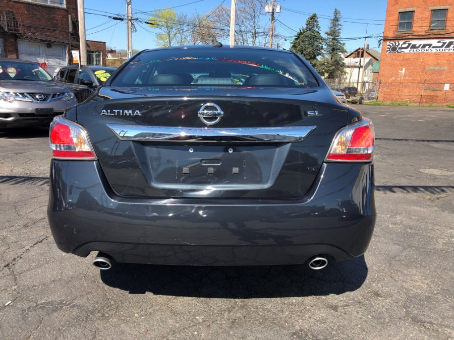 2015 Nissan Altima 4dr Sdn I4 2.5 S, available for sale in Bridgeport, Connecticut | Affordable Motors Inc. Bridgeport, Connecticut