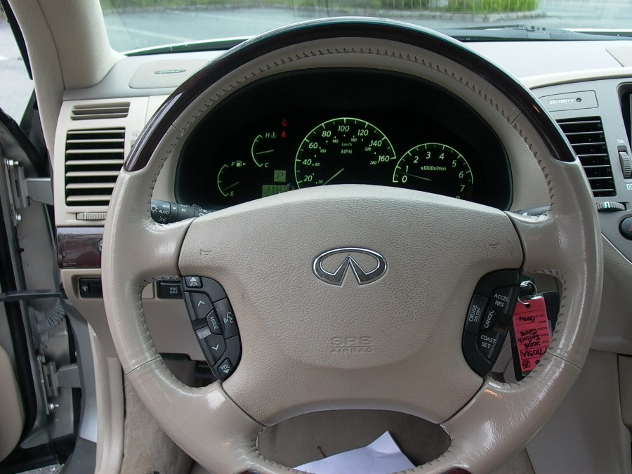 2005 Infiniti Q45 4dr Sdn, available for sale in Bellmore, NY