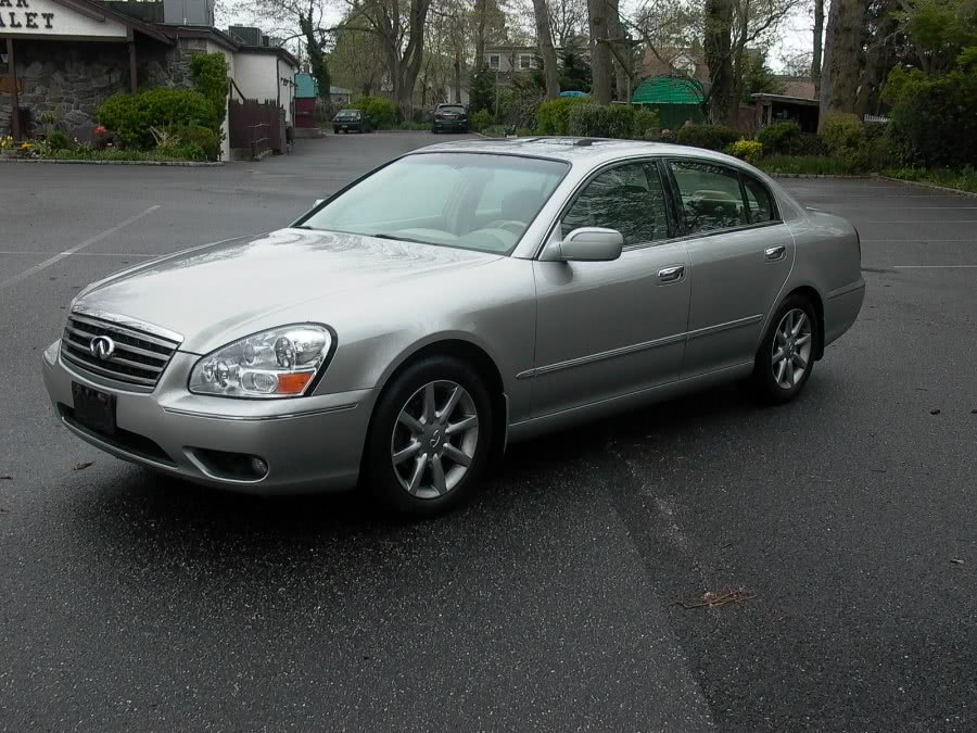 Used Infiniti Q45 4dr Sdn 2005