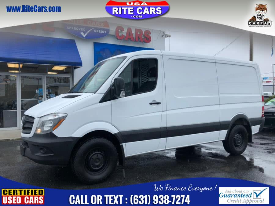 Used 2017 Mercedes-Benz Sprinter Cargo Van in Lindenhurst, New York | Rite Cars, Inc. Lindenhurst, New York