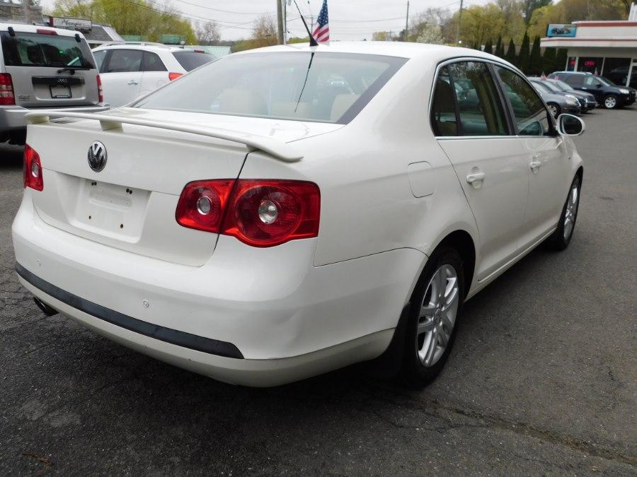 2007 Volkswagen Jetta Sedan 4dr Auto Wolfsburg Edition, available for sale in Watertown, Connecticut | Watertown Auto Sales. Watertown, Connecticut
