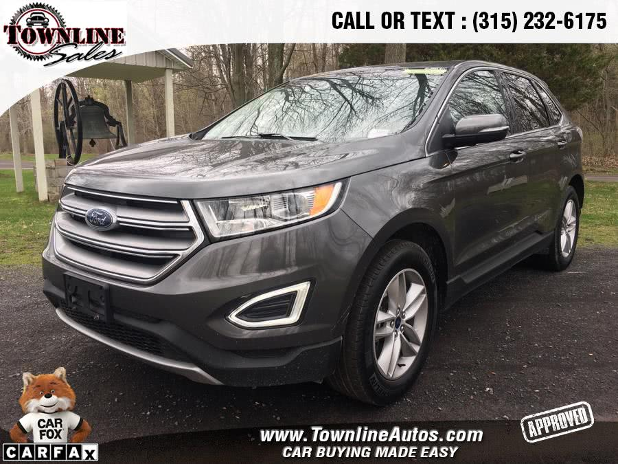 2017 Ford Edge SEL AWD, available for sale in Wolcott, New York   Townline Sales LLC. Wolcott, New York