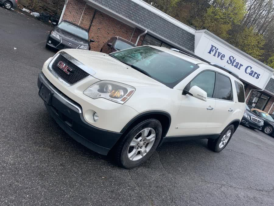 Used 2009 GMC Acadia in Meriden, Connecticut | Five Star Cars LLC. Meriden, Connecticut