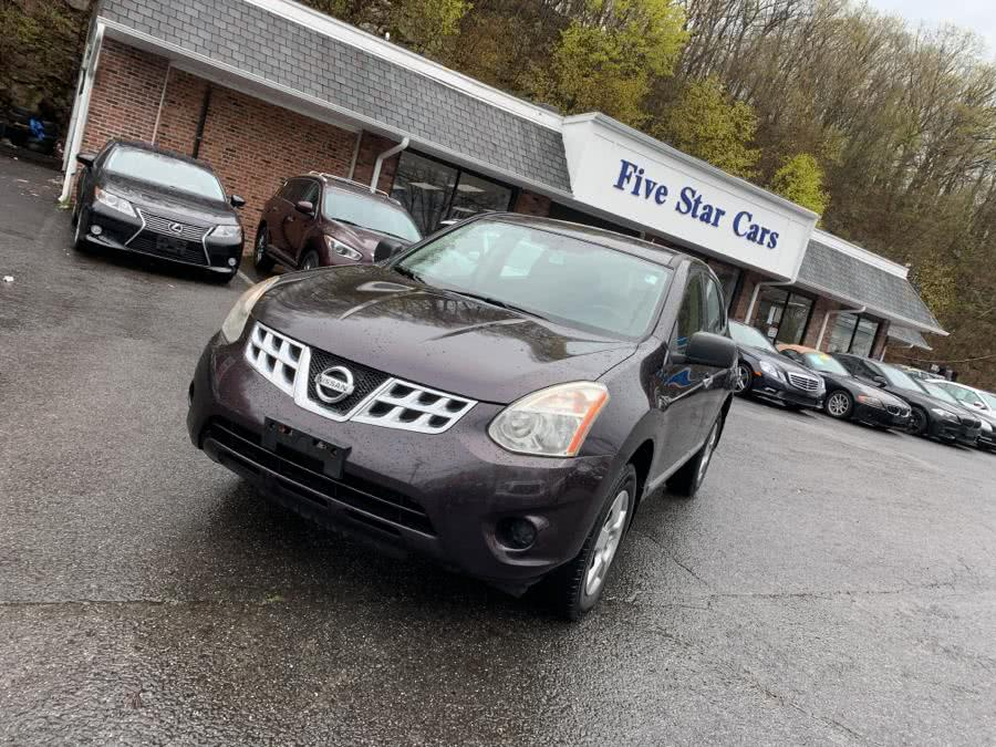 Used 2013 Nissan Rogue in Meriden, Connecticut | Five Star Cars LLC. Meriden, Connecticut