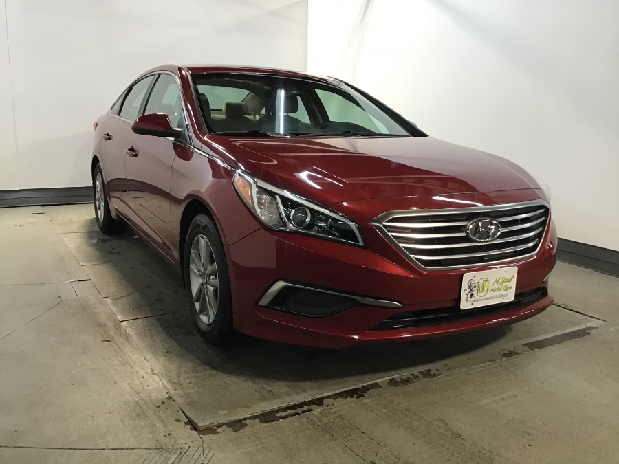2016 Hyundai Sonata 4dr Sdn 2.4L SE, available for sale in Lodi, New Jersey | European Auto Expo. Lodi, New Jersey