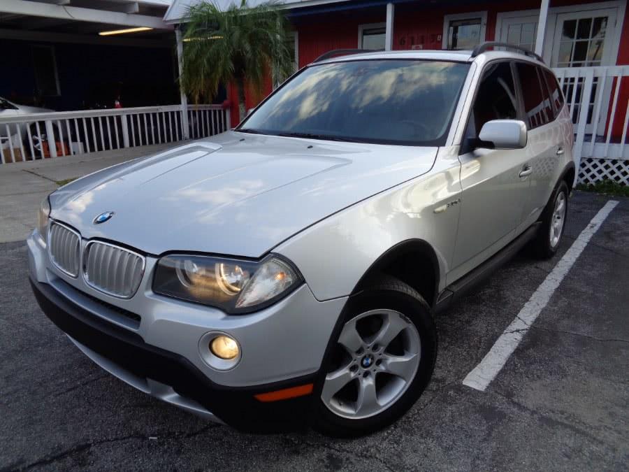 Used 2007 BMW X3 in Orlando, Florida | Rahib Motors. Orlando, Florida
