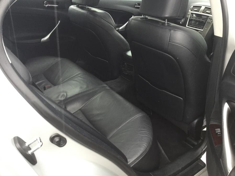 2007 Lexus IS 250 4dr Sport Sdn Auto AWD, available for sale in Plantsville, Connecticut | L&S Automotive LLC. Plantsville, Connecticut