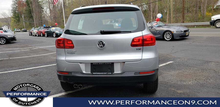 Used Volkswagen Tiguan 2WD 4dr Auto S 2016 | Performance Motorcars Inc. Wappingers Falls, New York