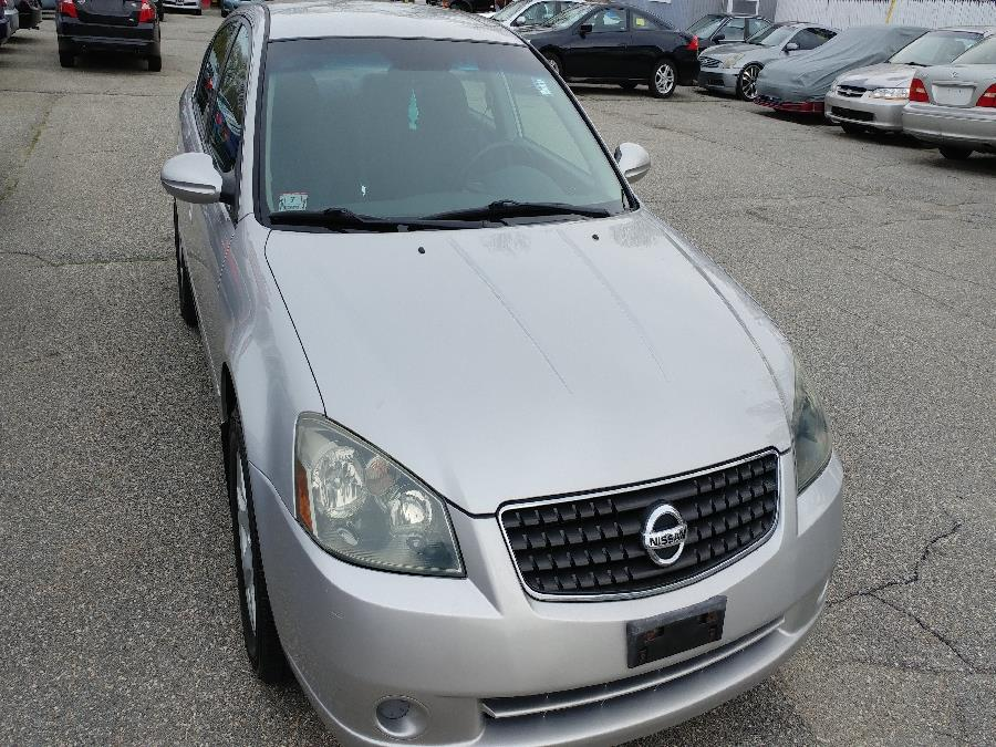 2006 Nissan Altima 4dr Sdn I4 Auto 2.5 S, available for sale in Chicopee, Massachusetts | Matts Auto Mall LLC. Chicopee, Massachusetts