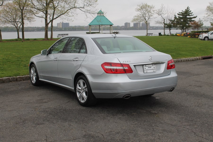 2011 Mercedes-Benz E-Class 4dr Sdn E350 Luxury 4MATIC, available for sale in Great Neck, NY