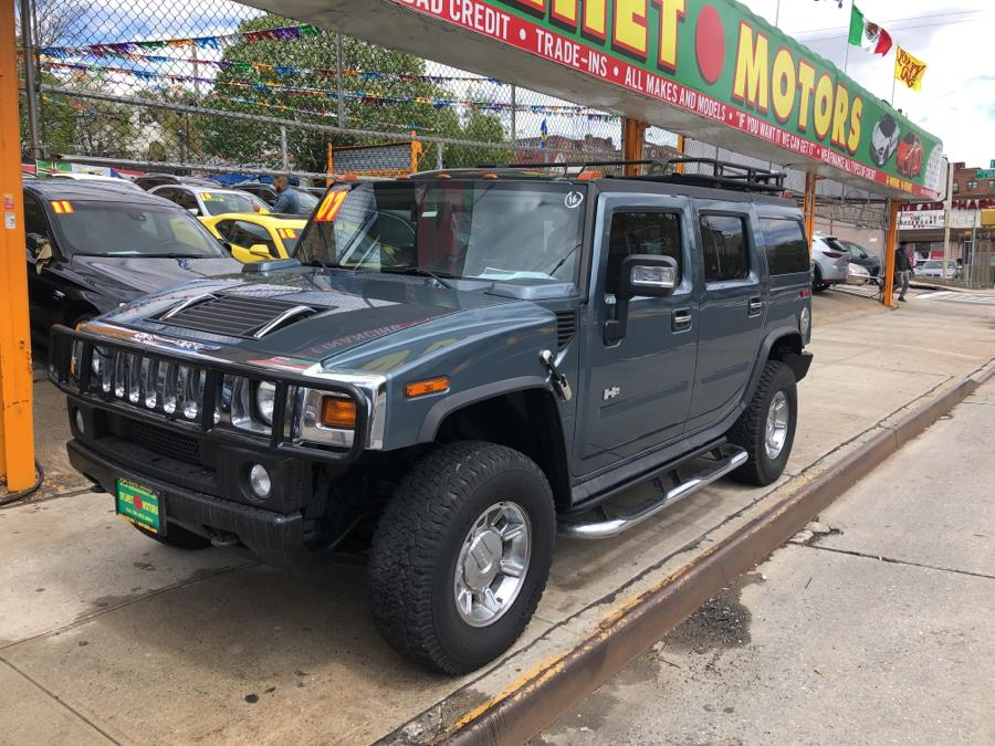 2007 HUMMER H2 4WD 4dr SUV, available for sale in Jamaica, New York | Sylhet Motors Inc.. Jamaica, New York