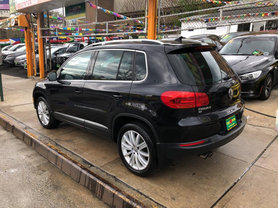 2016 Volkswagen Tiguan 4MOTION 4dr Auto S, available for sale in Jamaica, New York | Sylhet Motors Inc.. Jamaica, New York
