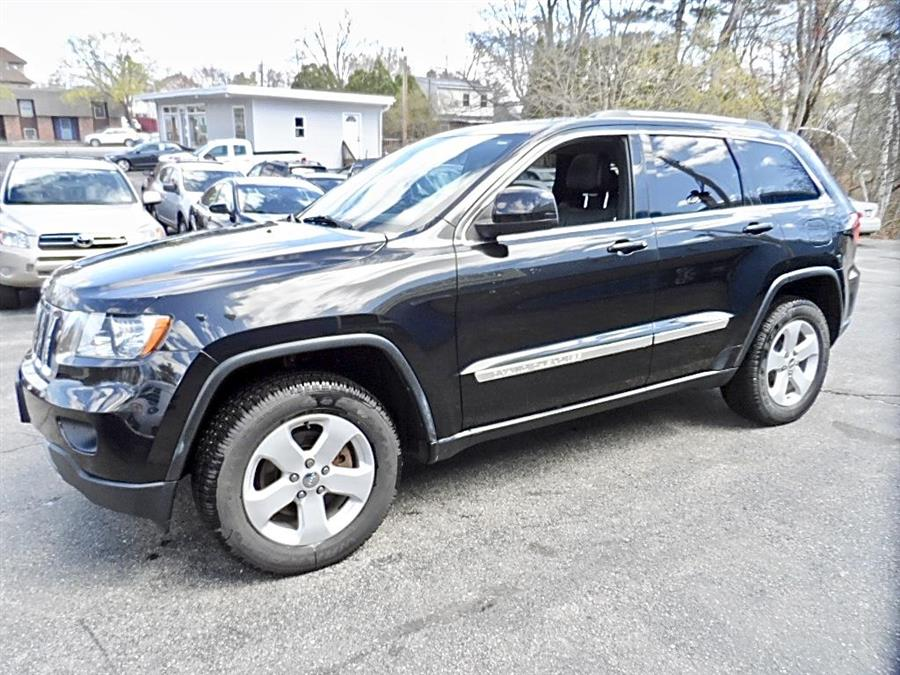 2013 Jeep Grand Cherokee LAREDO, available for sale in Manchester, New Hampshire | Second Street Auto Sales Inc. Manchester, New Hampshire