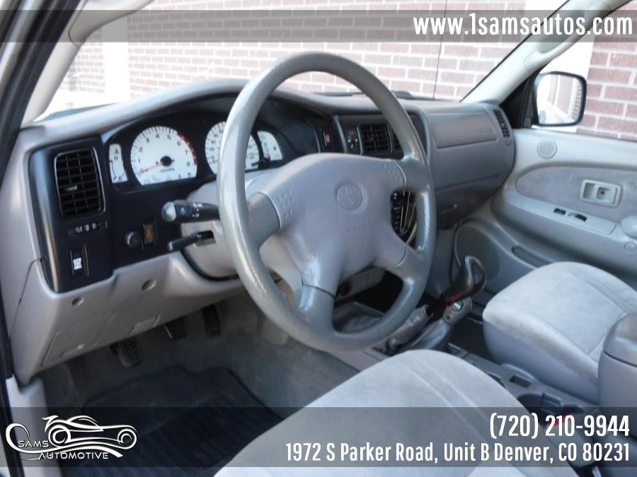2002 Toyota Tacoma XtraCab V6 Manual 4WD (Natl), available for sale in Denver, Colorado | Sam's Automotive. Denver, Colorado