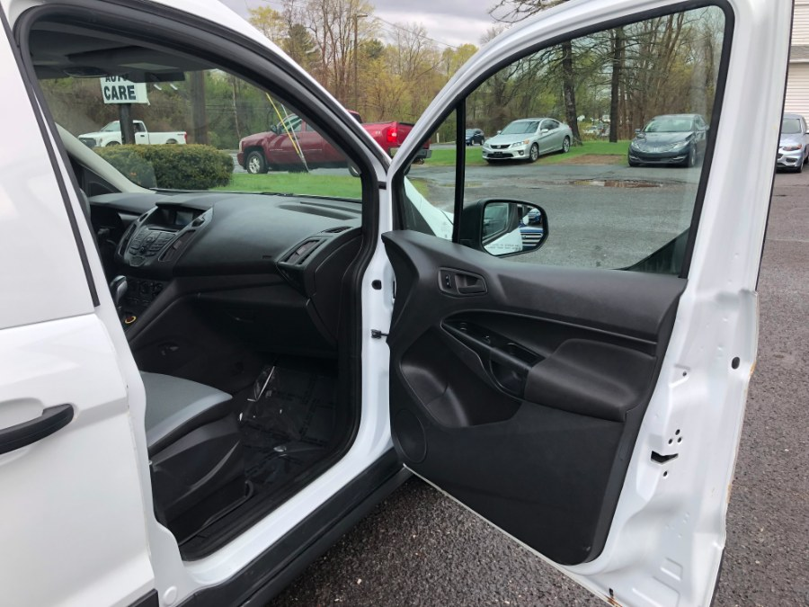 2017 Ford Transit Connect Van XLT LWB W/Shelves Leather Back up Camera Roof Rack, available for sale in East Windsor, Connecticut   Toro Auto. East Windsor, Connecticut