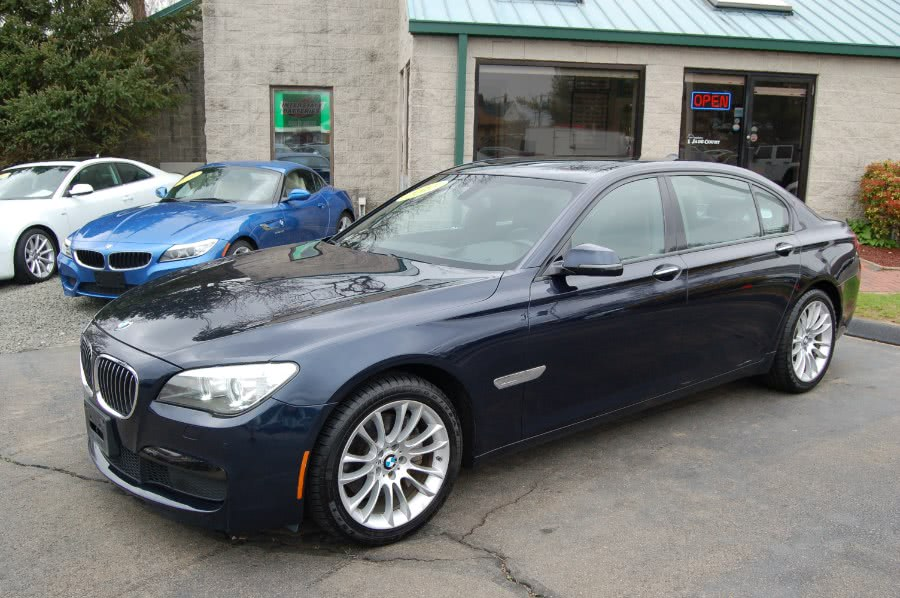 Used BMW 7 Series 4dr Sdn 740Ld xDrive AWD DIESEL M SPORT 2015 | M&N`s Autohouse. Old Saybrook, Connecticut