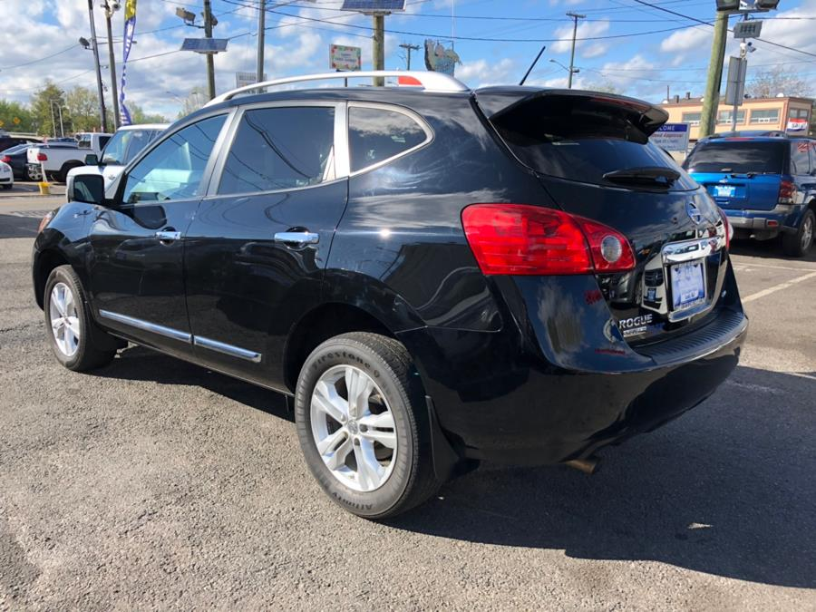2015 Nissan Rogue Select AWD 4dr S, available for sale in Lodi, New Jersey   Route 46 Auto Sales Inc. Lodi, New Jersey