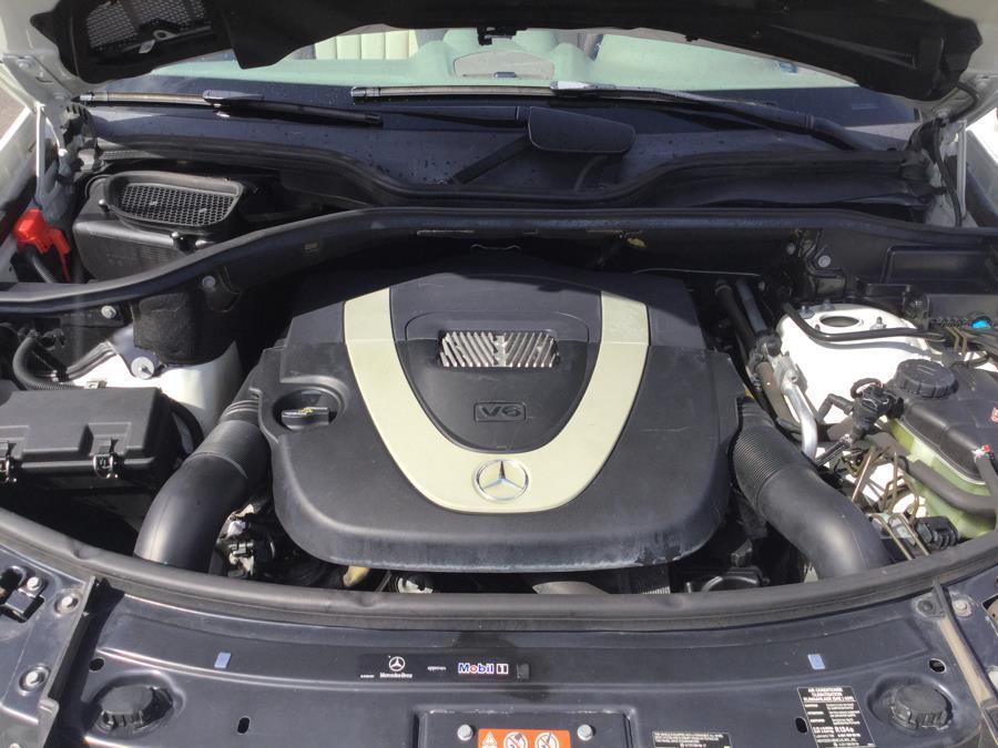 2008 Mercedes-Benz M-Class 4MATIC 4dr 3.5L, available for sale in Plantsville, Connecticut   L&S Automotive LLC. Plantsville, Connecticut