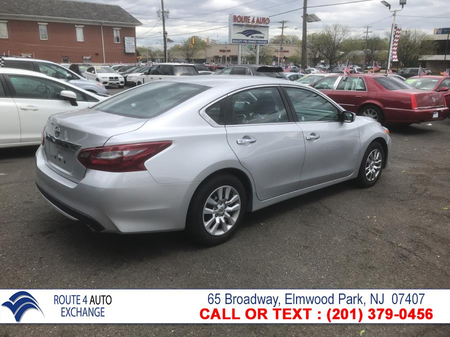 2018 Nissan Altima 2.5 S Sedan, available for sale in Elmwood Park, New Jersey | Route 4 Auto Exchange. Elmwood Park, New Jersey