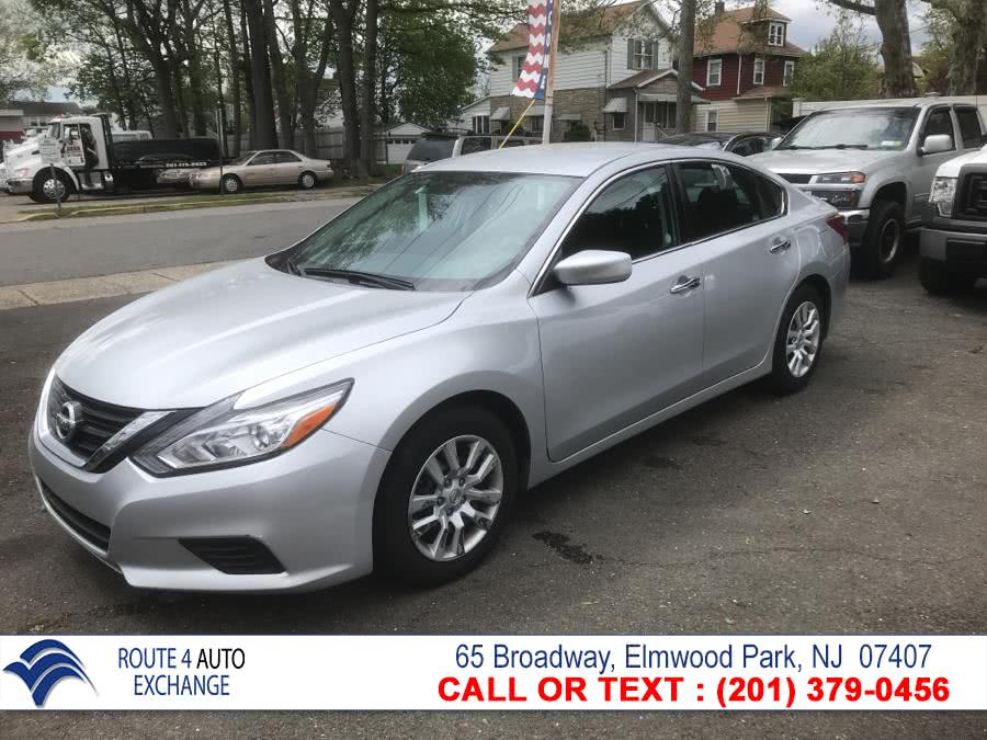 Used 2018 Nissan Altima in Elmwood Park, New Jersey | Route 4 Auto Exchange. Elmwood Park, New Jersey