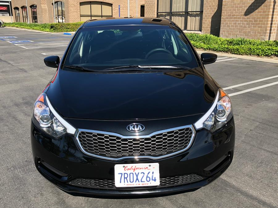 2016 Kia Forte 4dr Sdn Auto LX, available for sale in Lake Forest, California | Carvin OC Inc. Lake Forest, California
