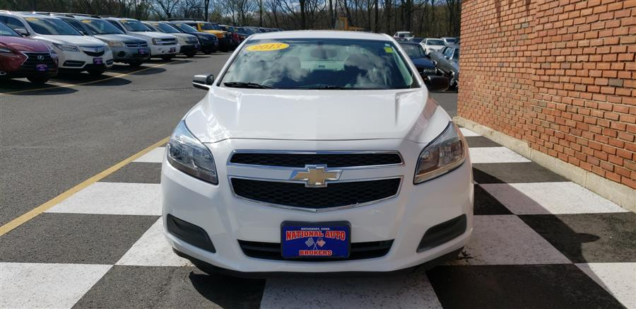 Used Chevrolet Malibu 4dr Sdn LS 2013 | National Auto Brokers, Inc.. Waterbury, Connecticut