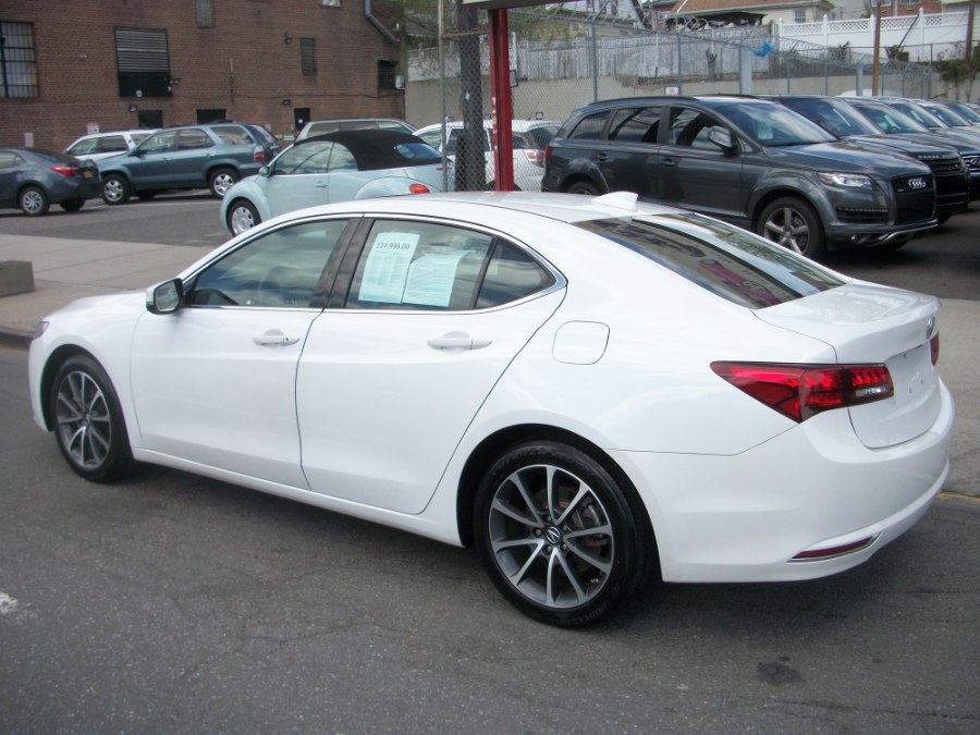 2016 Acura TLX 4dr Sdn FWD V6 Tech, available for sale in Jamaica, New York | Gateway Car Dealer Inc. Jamaica, New York