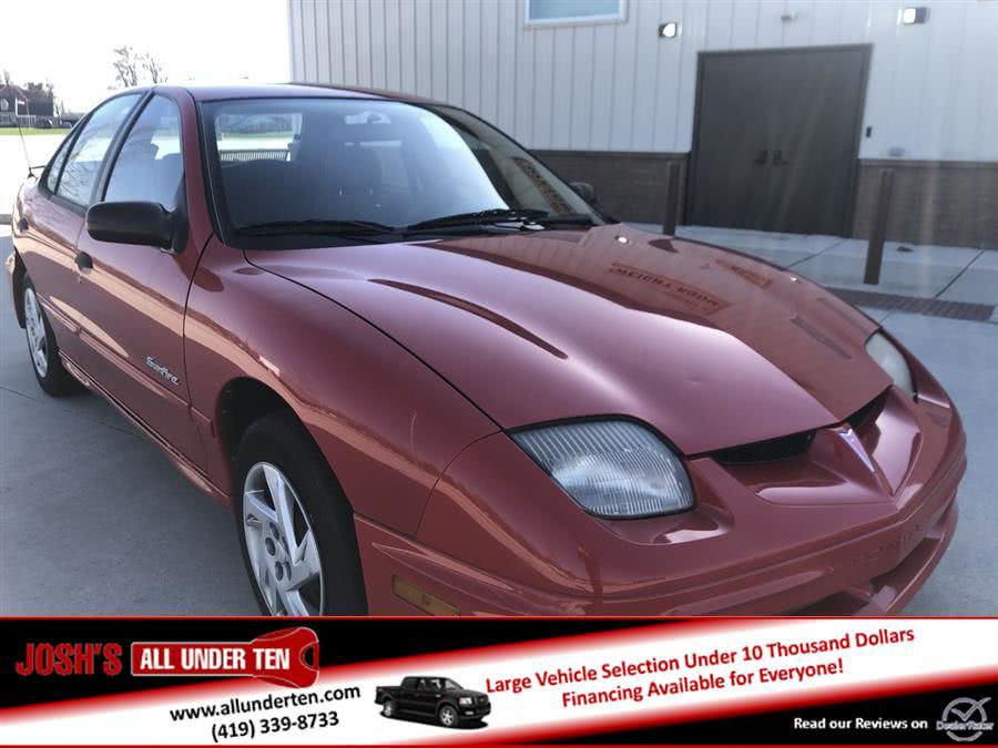 Used Pontiac Sunfire 4dr Sdn SE 2001 | Josh's All Under Ten LLC. Elida, Ohio
