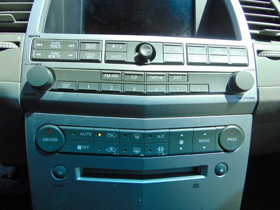 Used Nissan Maxima 4dr Sdn V6 Auto 3.5 SL 2006 | Car City of Danbury, LLC. Danbury, Connecticut