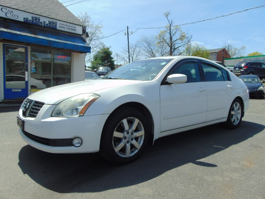 2006 Nissan Maxima 4dr Sdn V6 Auto 3.5 SL, available for sale in Danbury, CT