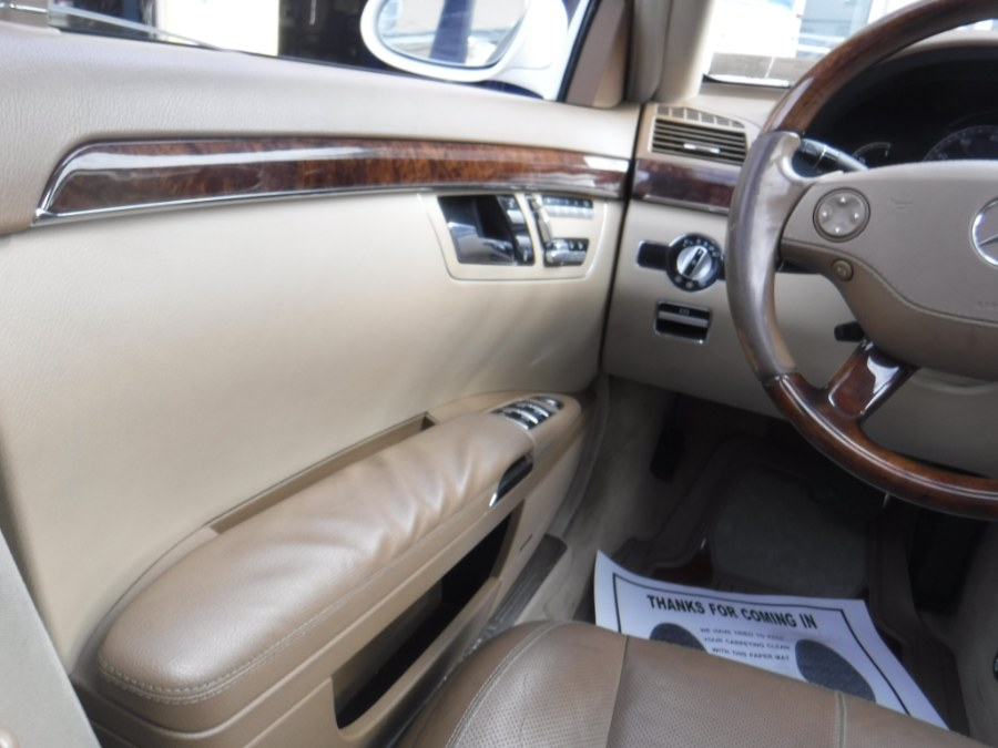 2009 Mercedes-Benz S-Class 4dr Sdn 5.5L V8 4MATIC, available for sale in Philadelphia, Pennsylvania | Eugen's Auto Sales & Repairs. Philadelphia, Pennsylvania