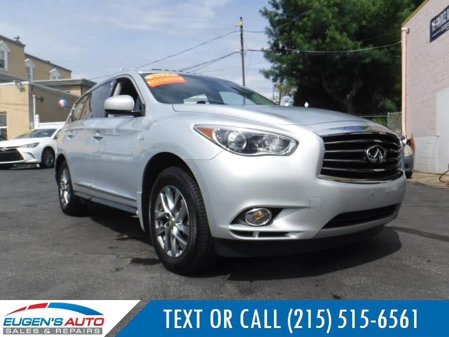 2014 Infiniti QX60 AWD 4dr, available for sale in Philadelphia, Pennsylvania | Eugen's Auto Sales & Repairs. Philadelphia, Pennsylvania