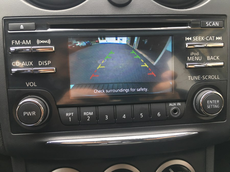 2015 Nissan Rogue Select AWD 4dr S, available for sale in Bristol, Connecticut | Bristol Auto Center LLC. Bristol, Connecticut