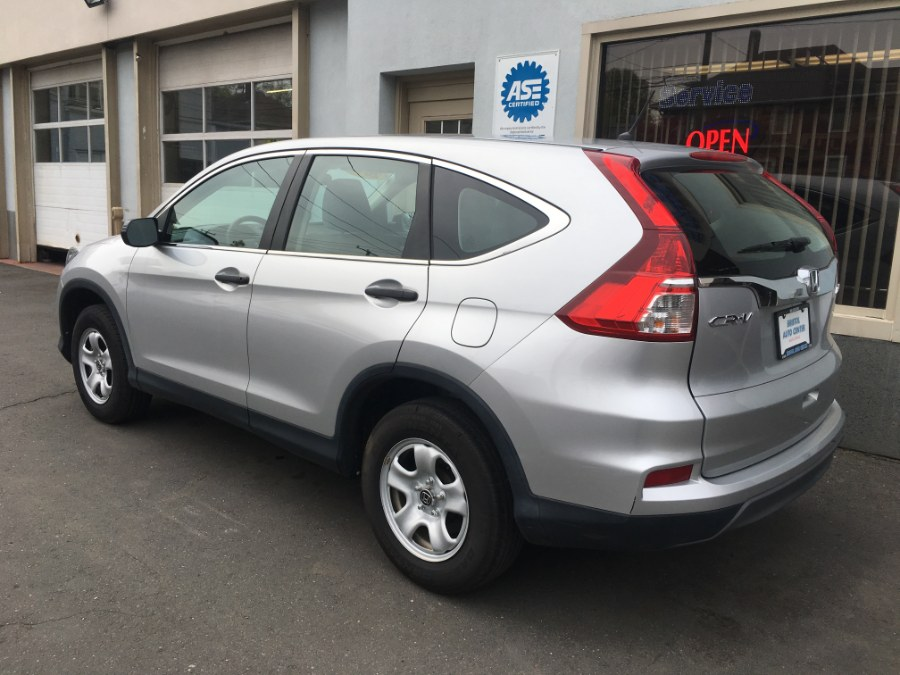 2015 Honda CR-V AWD 5dr LX, available for sale in Bristol, Connecticut | Bristol Auto Center LLC. Bristol, Connecticut