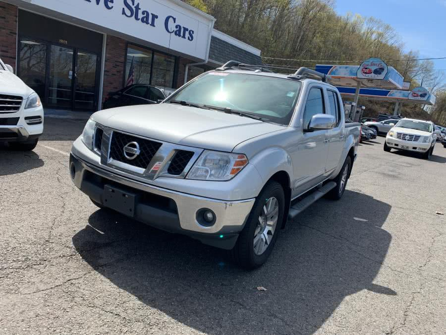 Used Nissan Frontier 4WD Crew Cab SWB Auto SV 2012 | Five Star Cars LLC. Meriden, Connecticut