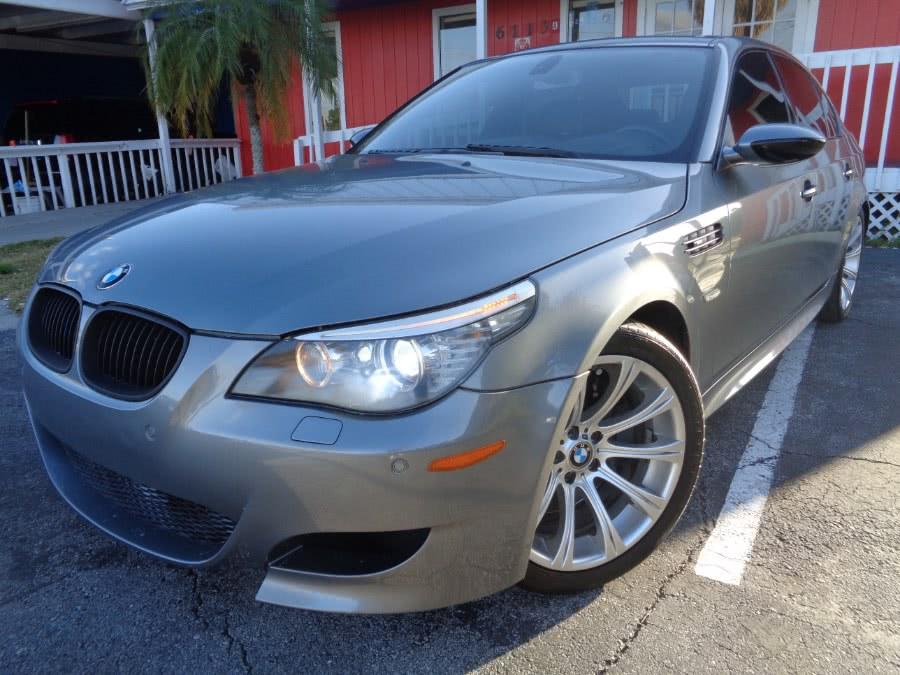 Used 2008 BMW 5 Series in Orlando, Florida | Rahib Motors. Orlando, Florida