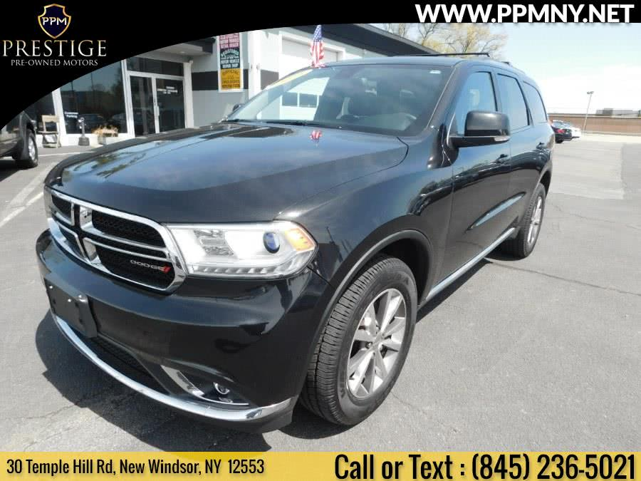 2015 Dodge Durango AWD 4dr Limited, available for sale in New Windsor, New York | Prestige Pre-Owned Motors Inc. New Windsor, New York