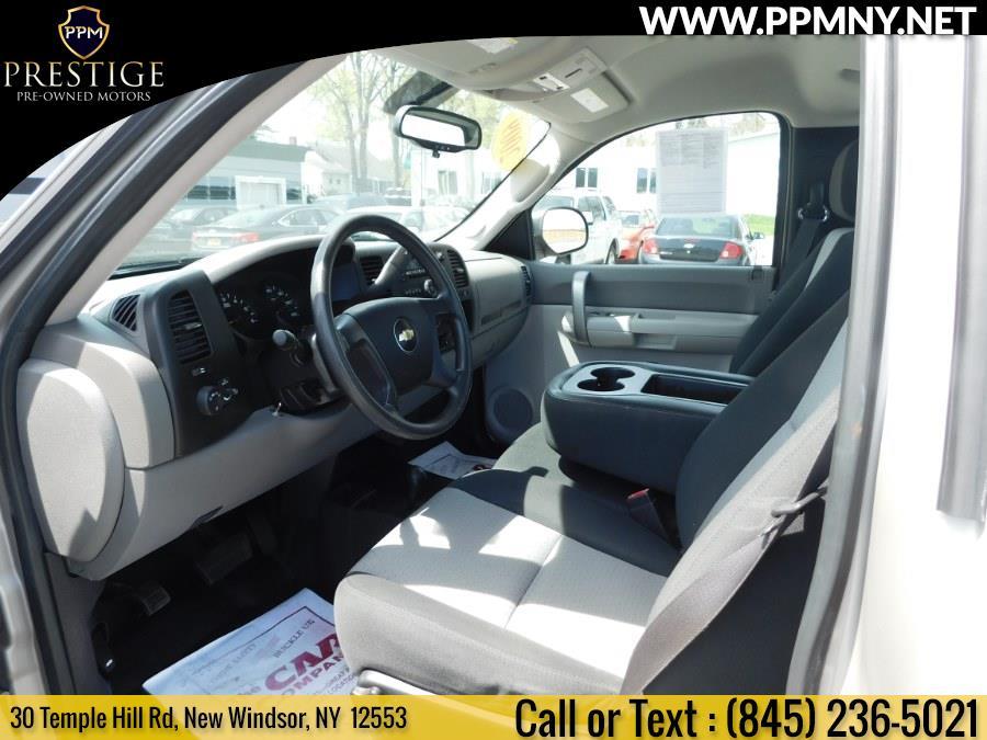 2009 Chevrolet Silverado 1500 4WD Reg Cab 133.0