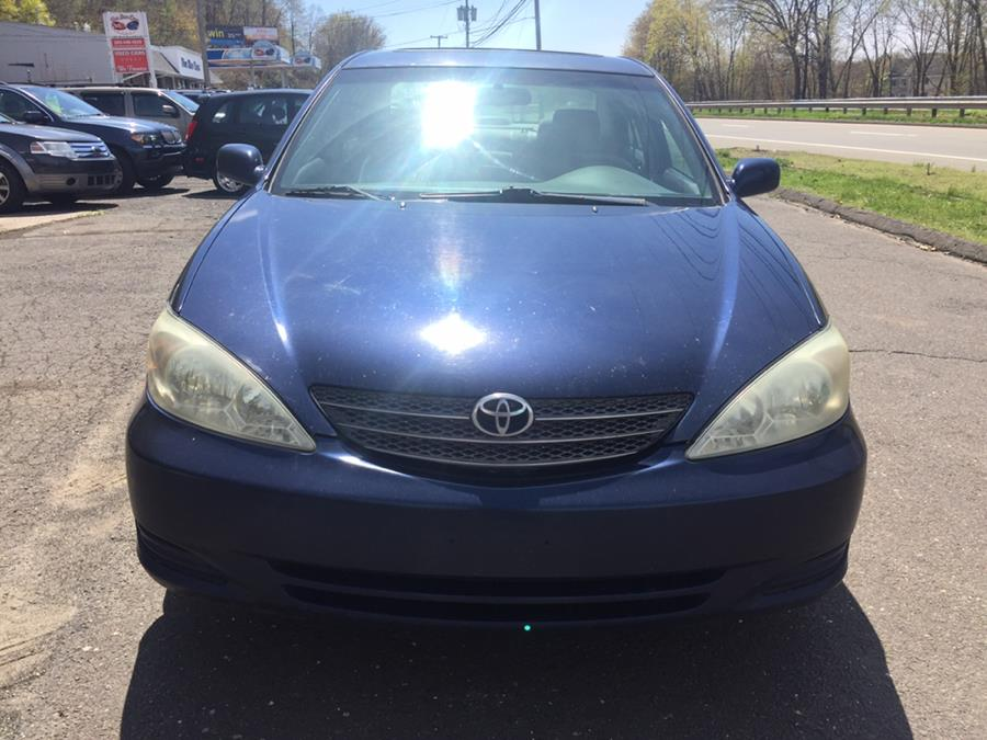 2004 Toyota Camry 4dr Sdn LE V6 Auto (SE), available for sale in Meriden, Connecticut | Debs Auto Upholstery. Meriden, Connecticut