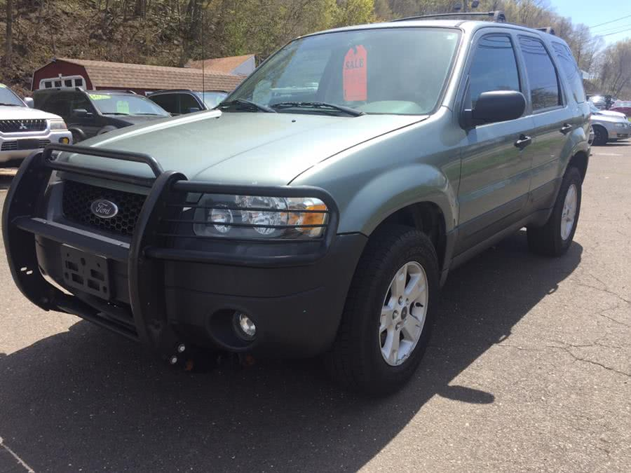 Used 2005 Ford Escape in Meriden, Connecticut | Debs Auto Upholstery. Meriden, Connecticut