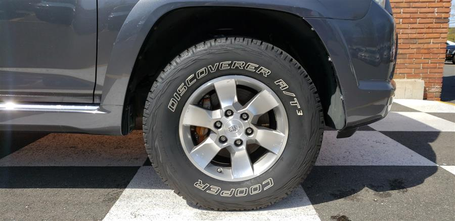 2011 Toyota 4Runner 4WD 4dr V6 SR5, available for sale in Waterbury, Connecticut | National Auto Brokers, Inc.. Waterbury, Connecticut