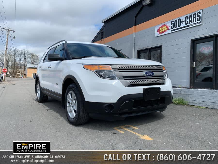 Used Ford Explorer 4WD 4dr Base 2014 | Empire Auto Wholesalers. S.Windsor, Connecticut