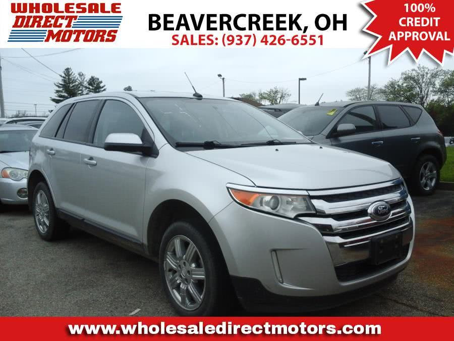 Used Ford Edge 4dr SEL AWD 2013 | Wholesale Direct Motors. Beavercreek, Ohio