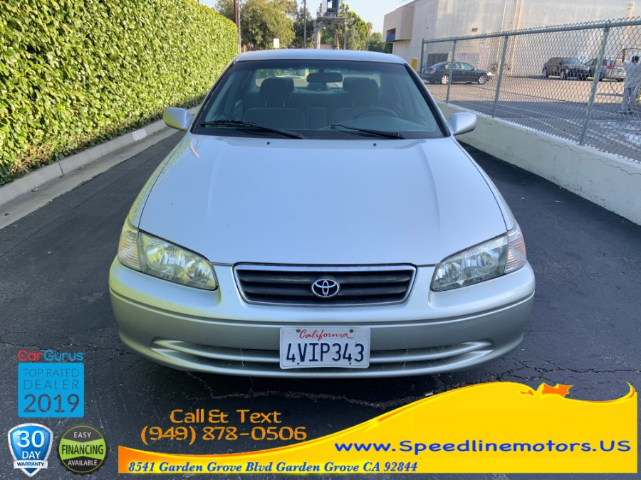 2001 Toyota Camry 4dr Sdn LE Auto (Natl), available for sale in Garden Grove, California   Speedline Motors. Garden Grove, California